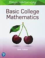 Basic College Mathematics, 6th Edition Front Cover