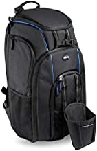 Ultimaxx's Professional Deluxe Ultra-Lightweight Camera Backpack with Removable Insert, Shock Resistance, Tear Resistance for DSLR Cameras and Laptops