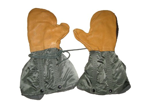 Flyers Mittens, Air Force, Extreme Cold Weather (Large)