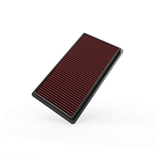 K&N Engine Air Filter: High Performance, Premium, Washable, Replacement Filter: 2007-2019 Ford/Lincoln SUV and Compact V6/L4 (Explorer, Flex, Taurus, Edge,...