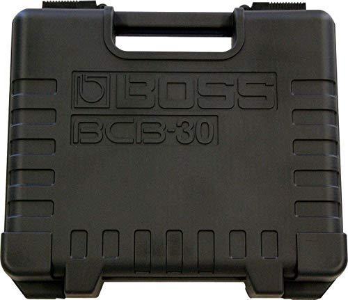 Boss BCB-30 Kunststoffcase Pedalboard, Koffer für 3 Bosseffektegeräte, grau