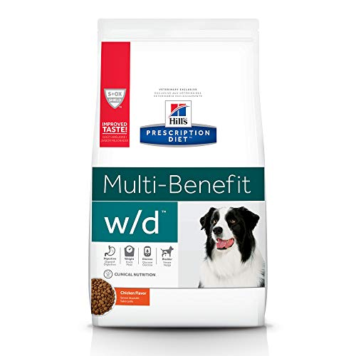 Hill's Prescription Diet w/d Canine Low Fat - Glucose Management Gastrointestinal