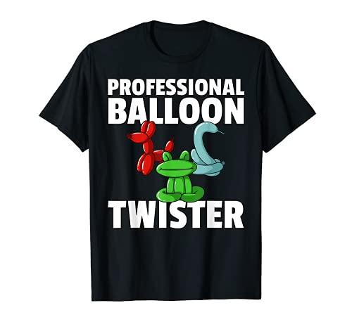 Globo de regalo animal para artista Twister Camiseta
