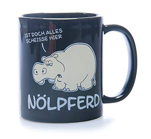 Tasse Kaffeebecher mit Motiv/Spruch