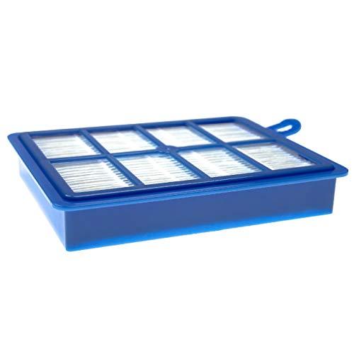 vhbw Filtre Compatible avec Electrolux Ergospace, Excellio, S-Bag, Twinclean, UltraOne aspirateur - Filtre HEPA Fibre de Verre