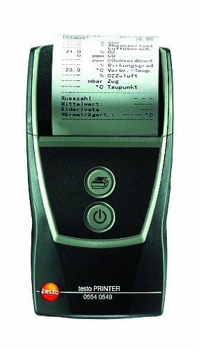Testo Schnelldrucker IRDA, 0554 0549