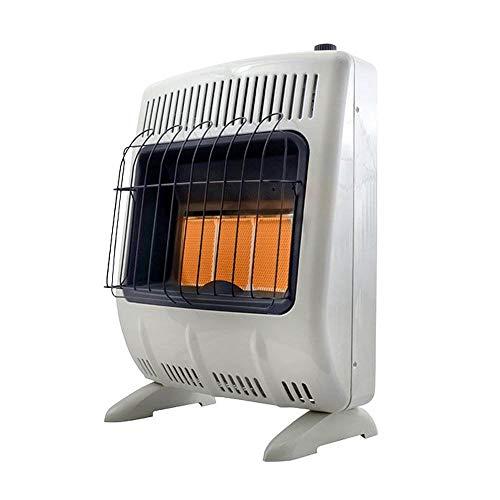 dyna glo propane radiant heater - 9