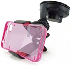 FYL Car Mount Holder for Straight Talk/Net10/Tracfone Samsung S380C QWERTY, S390g