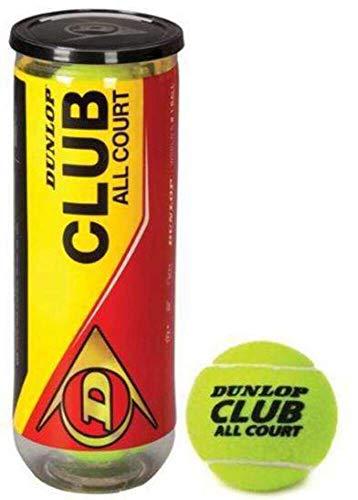 Pelotas Tenis Dunlop Club All Court