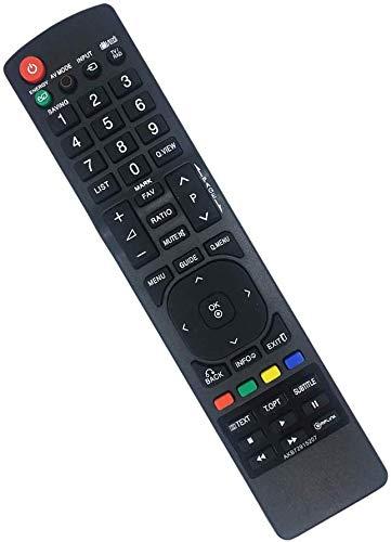 AKB72915207 Neue Ersatz Fernbedienung LG TV Fernbedienung passend für: 19LD350 22LD350 22LE3300 26LD350 26LE3300 42LD420 32LD465 32LE3300 37LD420 37LD450 37LD465 42LD420 42LD450