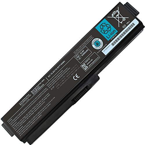 12Cells PA3819U-1BRS PA3817U-1BRS PA3818U Laptop Battery for Toshiba Satellite A665-S6050 A665 A660 L600 M500 M640 M645 C650 C655 C660 L510 L655 L675 L700 L745 L750 L755 P745 P755 P775
