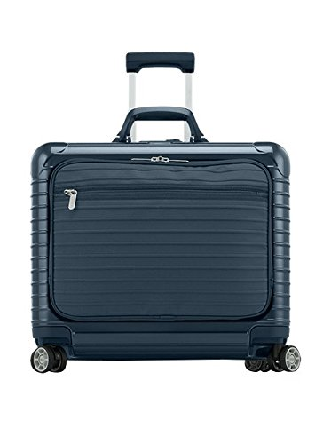 RIMOWA Trolley Salsa Deluxe Hybrid Business Trolley blau 46.5 cm