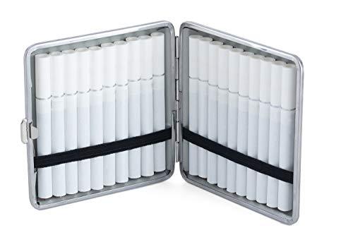 Fresh Bomb Orangina Click Tubes Hülsen mit Aromakapsel 25 Boxen 2500 Hülsen