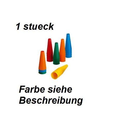 Behrend-Homecare 1 Stueck Greifkegel KEGEL ROT 17 cm hoch