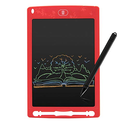 Jtoony Tablette d'Ecriture LCD 8,5 Pouces distribuais électronique Conseil d'écriture Dessin Tablette for Les Cadeaux Enfants 3 Couleurs LCD Tablette D'écriture (Color : Blue, Size : 8.5 inches)