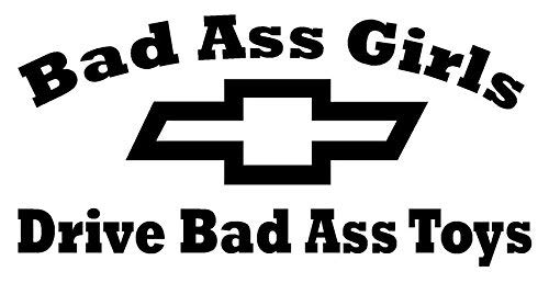 chevy girl truck decals - 3