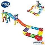 VTech-80-188205 Pistas para la colección tut bólidos, Multicolor (3480-188205)