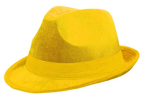 Top fedora yellow for 2021
