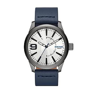 Diesel Reloj Analógico para Hombre de Cuarzo con Correa en Cuero DZ1859 (B07C828GLP) | Amazon price tracker / tracking, Amazon price history charts, Amazon price watches, Amazon price drop alerts
