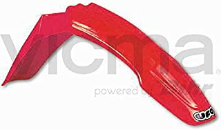 UFO 1983-1989 Me08006-B Color Rojo 47454 : Guardabarros Universal Delantero Cross-Enduro