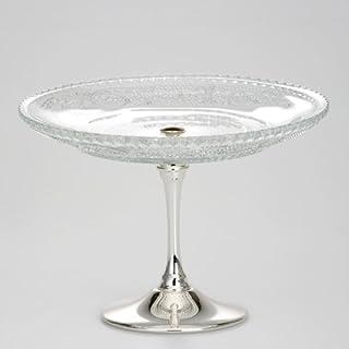 Schale Obstschale Konfektschale Tango Transparent 21 cm Kristall