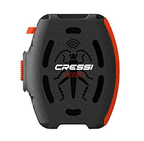 ScoobaGoodies Cressi Sea-Cricket Unterwasser Signalmittel Klicker Shaker akustisch Signalling Device