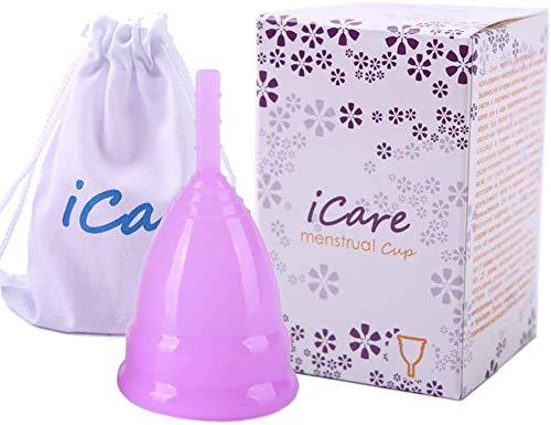 Jszzz Orgánica Copa Menstrual cortesía higiénico