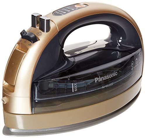 maytag cordless irons Panasonic NIWL602N Iron, Champagne
