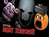 Clip: Night Terrors #1: Funtime Freddy & Nightmarionne (Annoying Orange Plays)
