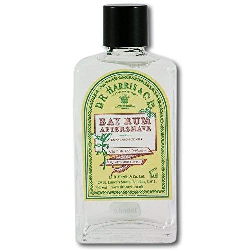 D R Harris Bay Rum après Rasage 100ml