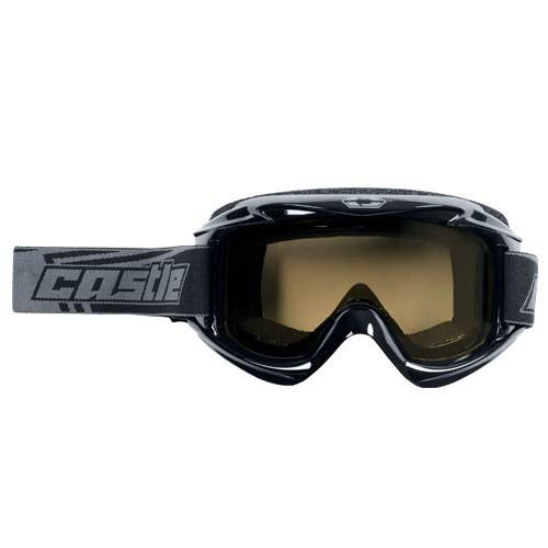 Castle X SNO LAUNCH goggle -Black