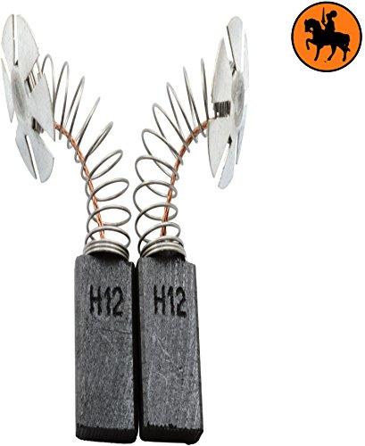 Kohlebürsten für ATLAS COPCO WS2300 Schleifer -- 6,4x12,5x20mm -- 2.4x4.7x7.9'' -- Mit automatische Abschaltung