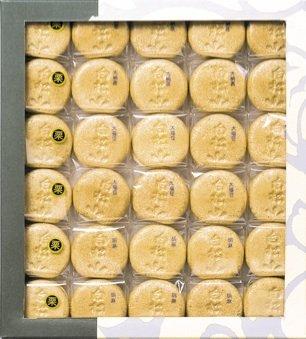 白松がモナカ ミニモナカ30個/小豆 胡麻 白いんげん(白餡) 栗