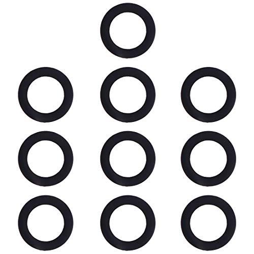 A+Xu Jie Cubierta de Lente de cámara Trasera de 10 PCS for Google Pixel 3 XL