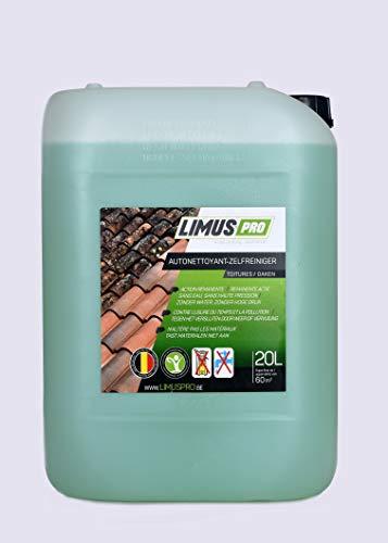 Limus-Pro Autonettoyant Toitures 20L