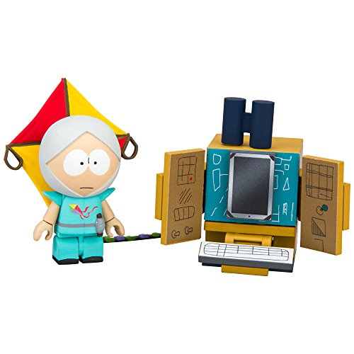 "South Park ""The Human Kite"" Kyle with Supercomputer Micro Construction Set Playset"