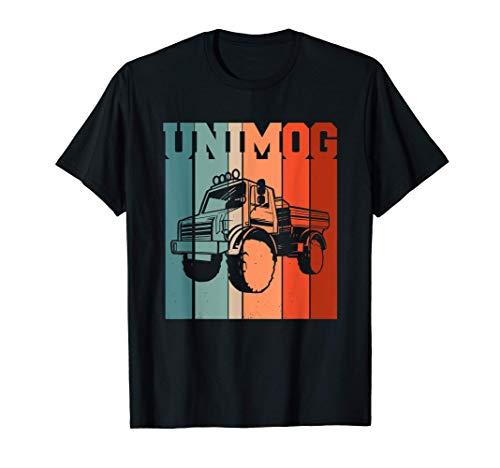 Unimog, Geländewagen, Unimog 406, Straßenwärter, Offroad T-Shirt