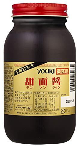 ユウキ 甜面醤(中華甘みそ) 1kg