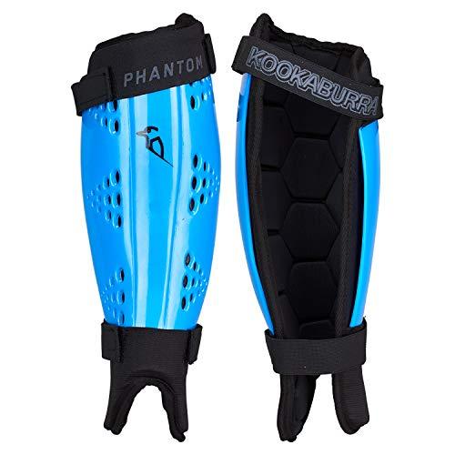 KOOKABURRA Phantom Hockey-Schienbeinschoner, blau, M