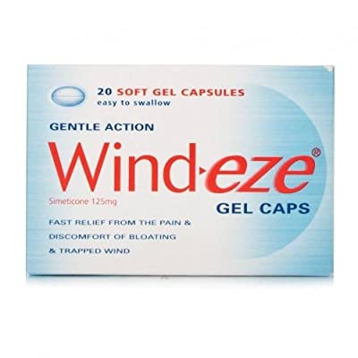 Wind-Eze Gel Caps (20)