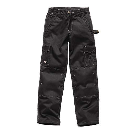 Dickies Workwear Bundhose \'Industry 300\'/Black/Black, 25