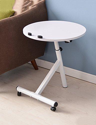 Table de Salle à Manger Moderne Simple de Table Ronde (4 Couleurs facultatives) (Couleur : 4#)