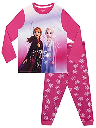Disney Pijamas para Niñas Frozen 5-6 Años