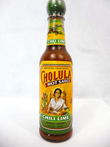 Cholula Hot Sauce Chili - Lime , 150 ml