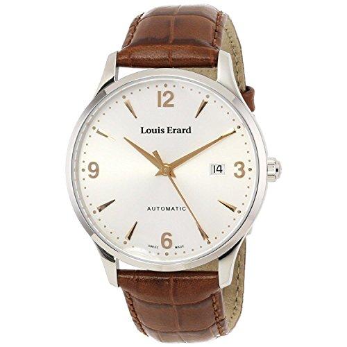 Louis Erard reloj hombre 1931 Automatik 69219AA11-BDC80
