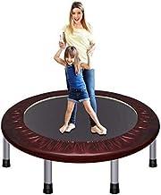 Indoor fitness trampoline kleine oefening trampoline volwassen sportschool stuiter gewicht-verlies gewichtsverlies apparat...