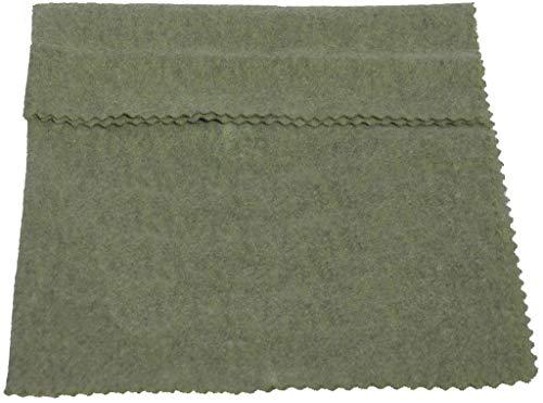 Panno in tessuto lubrificante polarizzato di cm 20 x 30 per pulizia armi