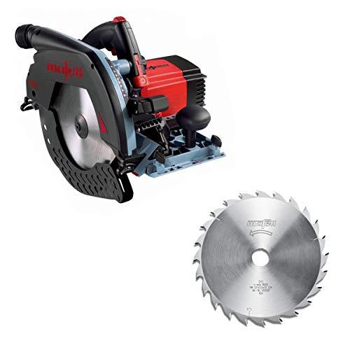 Mafell K 85 Sierra circular de mano + hoja de sierra HM 237 x 1,8/2,5 x 30 mm, Z 24 WZ