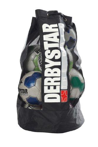 Derbystar Ballsack, 10 Bälle, schwarz, 4527000000