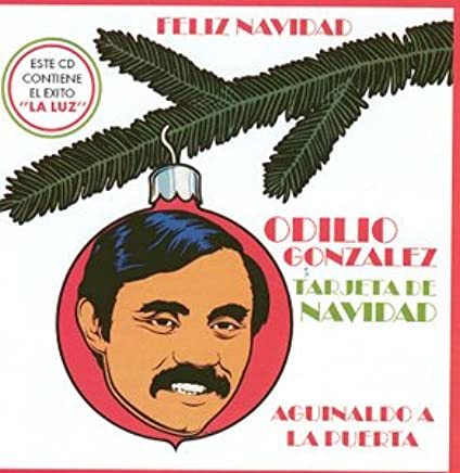 Odilio Gonzalez - Tarjeta De Navidad - Amazon.com Music